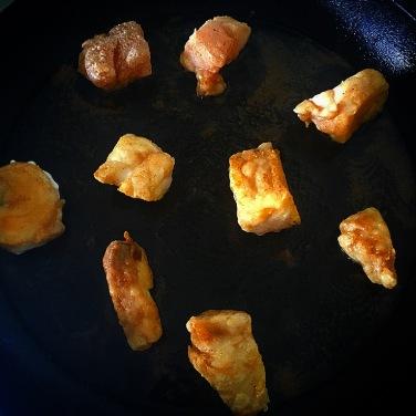 Fish Pieces