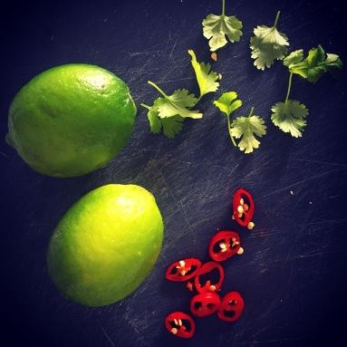 Lime, Chilli & Coriander