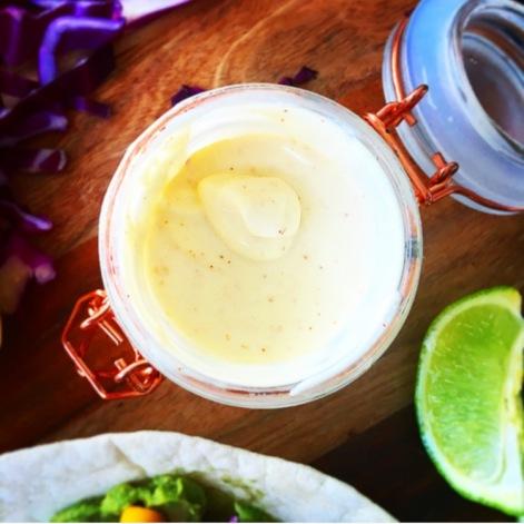 Lime Yoghurt Mayo